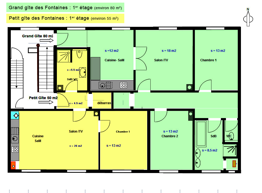 Stunning plan de maison de luxe etage gallery amazing for Plan de maison contemporaine a etage